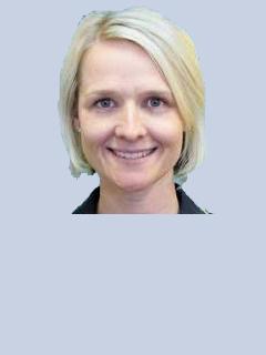 Photo of Kelly van der Zwan